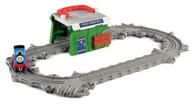 Thomas at the sodor lumber mill starter set