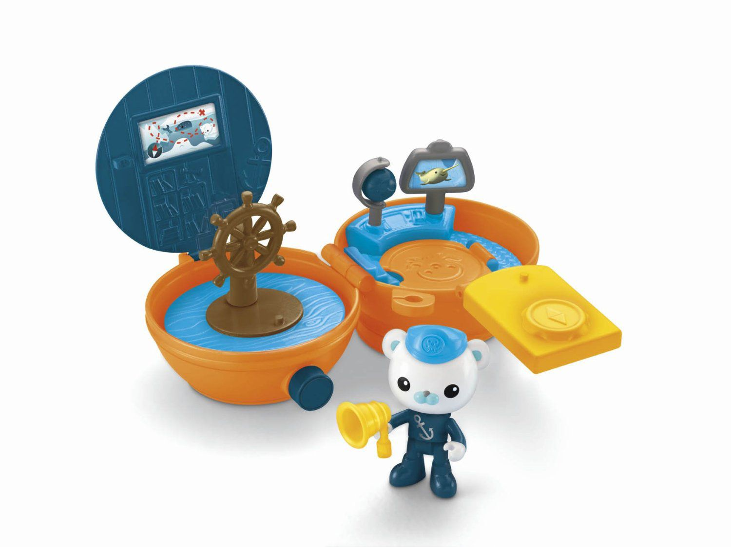 Octonauts Barnacles On-the-Go Pod