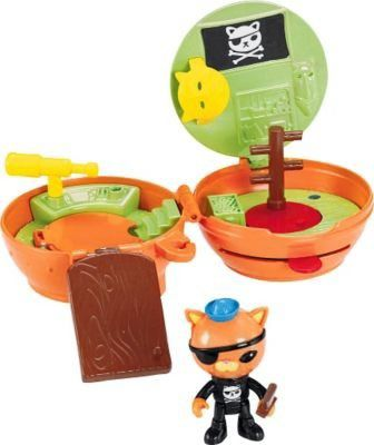 Octonauts Kwazii`s On-the-Go Pod