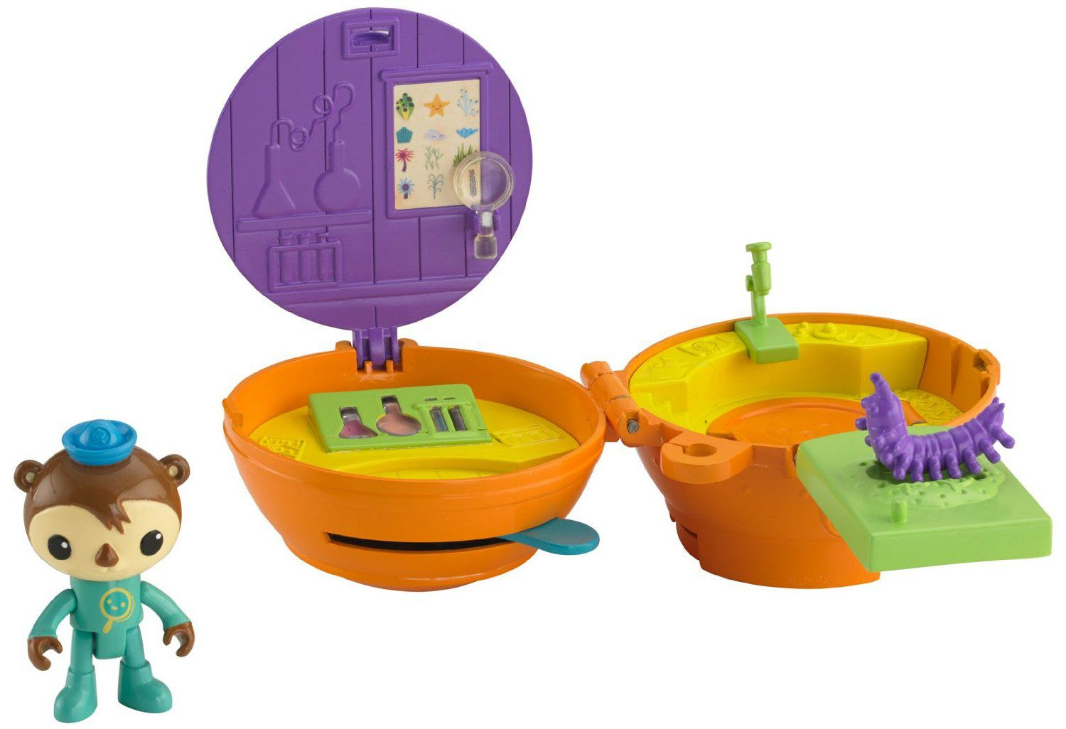 Octonauts Shellington`s On-the-Go Pod