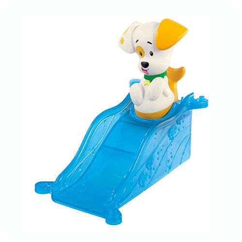 Bubble Guppies Bubble Puppy Rolling Figure