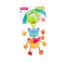 Frog Friends Rattle
