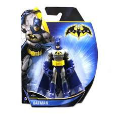 Batman Dark Blue & Grey Action Figure