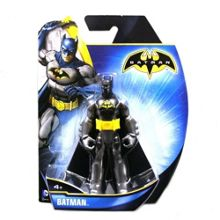 Batman Black Action Figure