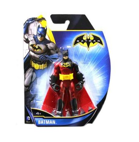 Batman Red Action Figure