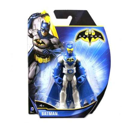 Batman Light Blue & Grey Action Figure