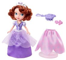 Sofia the First Curtsy Sofia Doll