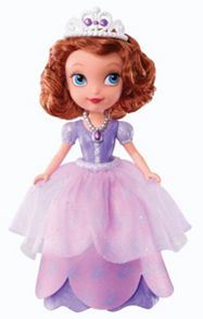 Curtsy Sofia Doll