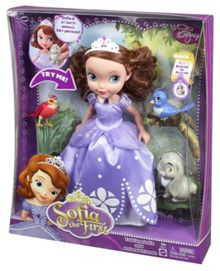 Sofia the First Talking Sofia Animals & Friends