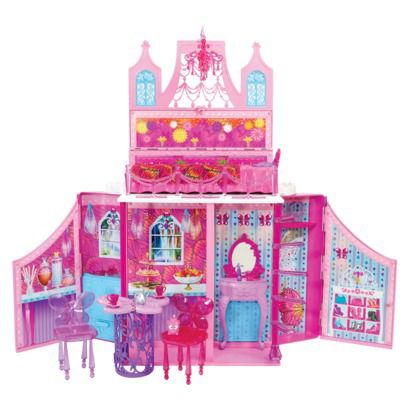 Barbie Mariposa Princess Playset