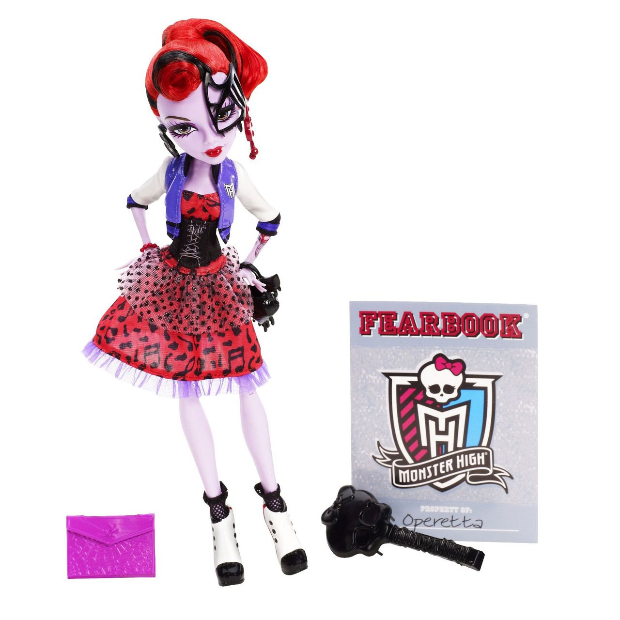 Monster High Operetta Day Doll