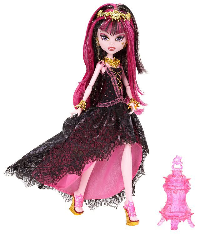 Monster High Draculaura Rock the Casbah Doll