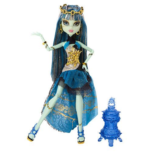 Monster High Frankie Stien Rock the Casbah Doll