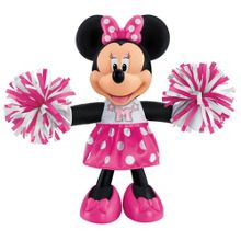 Minnie Mouse Cheerin` Minnie Mouse Figure