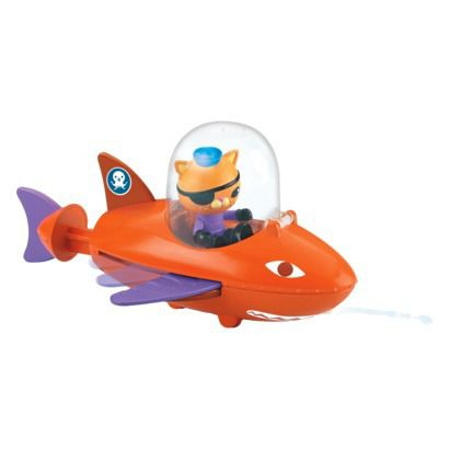 Octonauts Gup B - Shark flying fish mode
