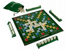 Mattel Scrabble Original New Version