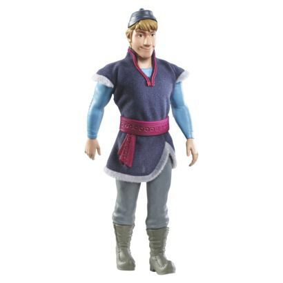 Disneys Frozen Kristoff Doll