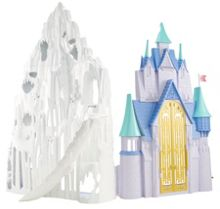 Castle & Ice Palace Playset