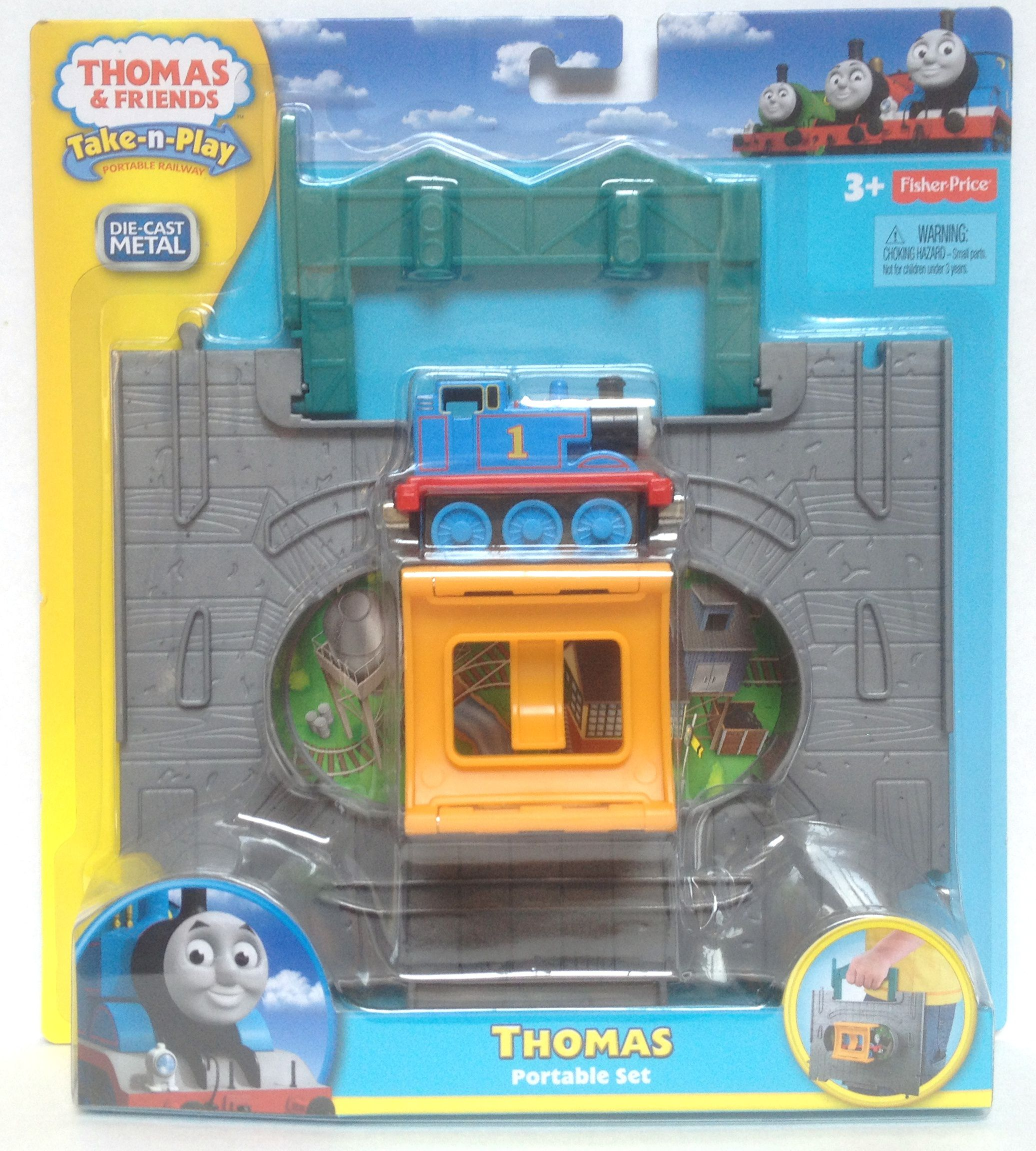 Thomas Take n Play Portable Set
