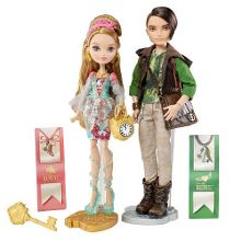 Ever After High Ashlynn Ella & Hunter Hunstman