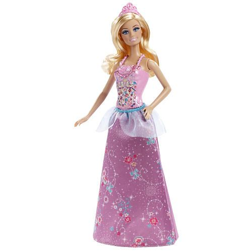 Mix & Match Blond Princess Doll