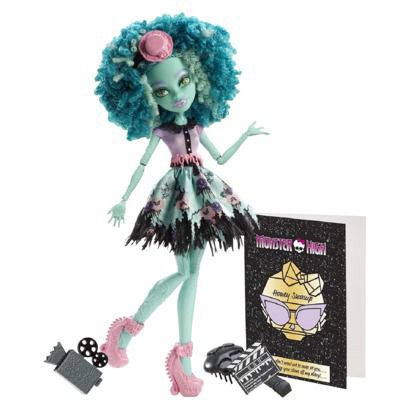 Monster High Frights Camera action Honey Swamp Do