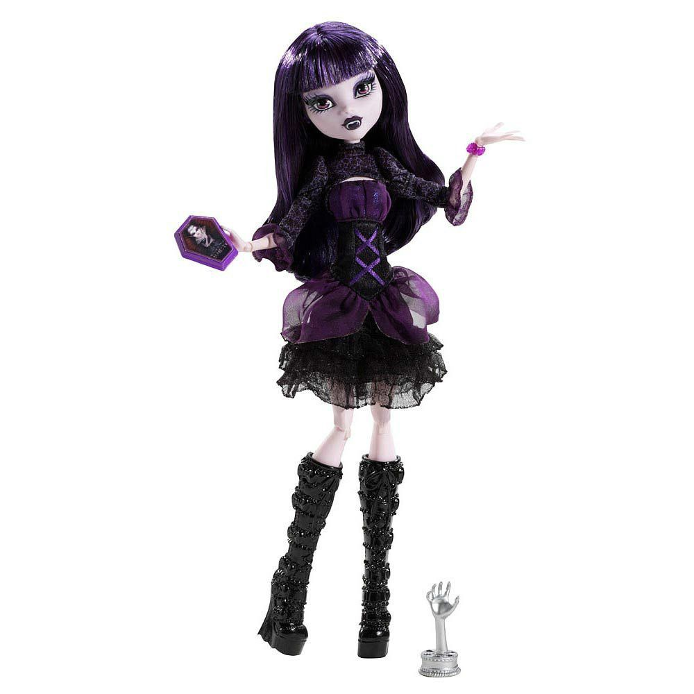 Monster High Frights Camera action Elissabat Doll