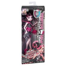 Monster High Draculaura Black Carpet Doll