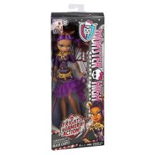 Monster High Clawdeen Wolf Black Carpet Doll