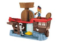 Jake & The Neverland Pirates Battle Playset