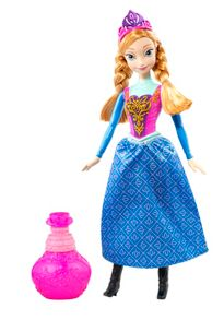 Royal Colour Anna Doll