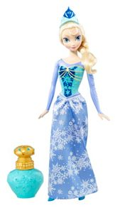 Royal Colour Elsa Doll