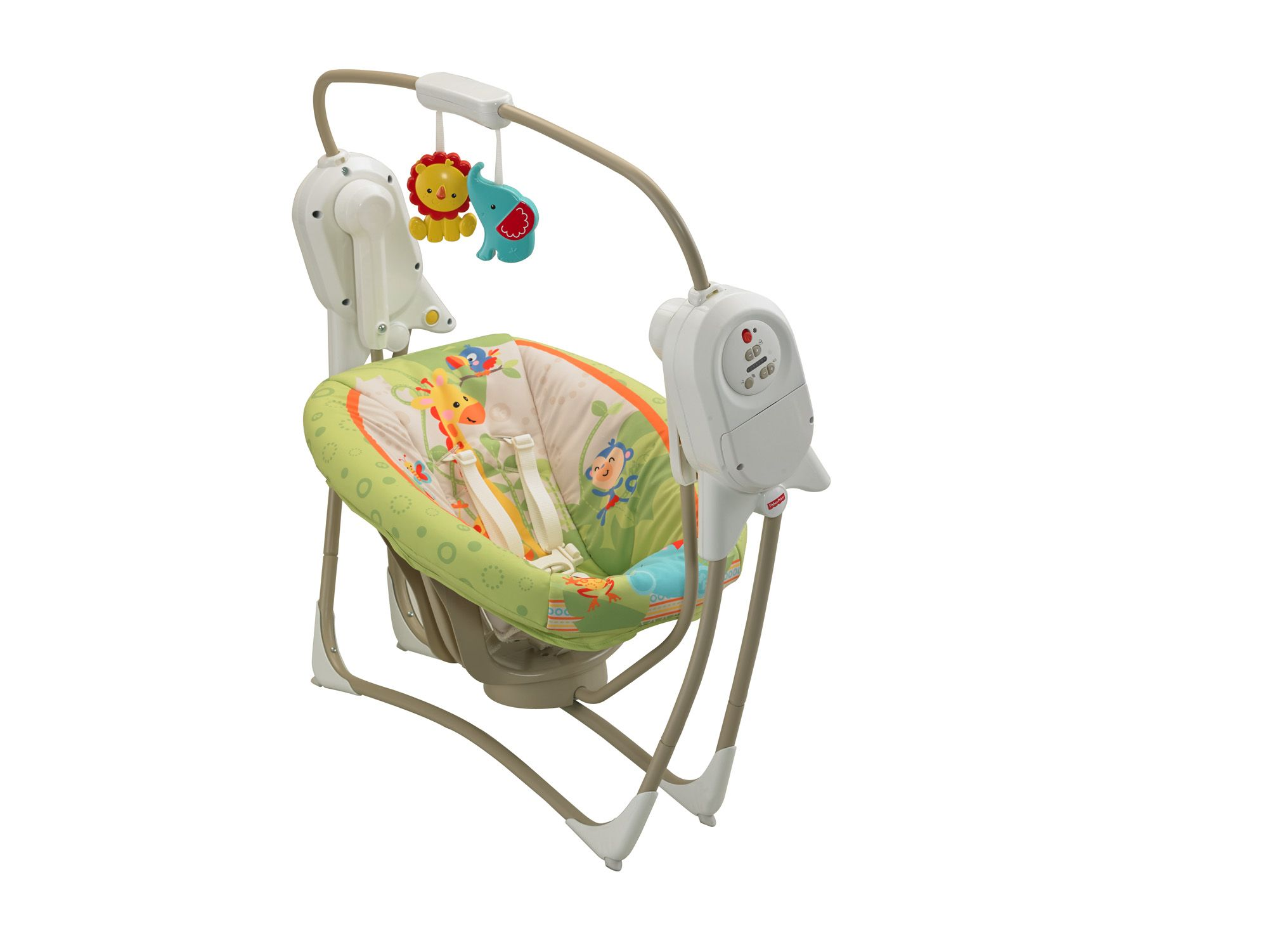 Fisher Price Space Saver Cradle & Swing