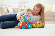 Fisher Price Laugh & Learn Puppy`s Smart Stages Train