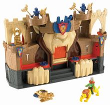 Fisher Price Imaginext Lion`s Den Castle