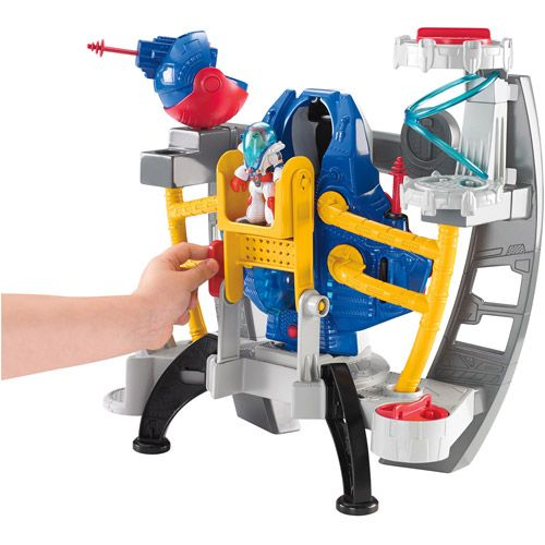 Imaginext Alpha Explorer Vehicle