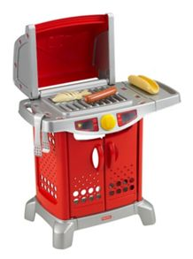 Grill playset