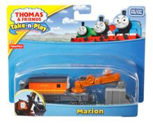 Thomas the Tank Engine Take-N-Play Marion Engine