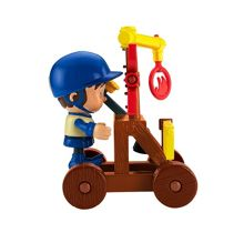 Mike the Knight Rolling Training Station Playset