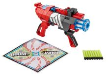 Boomco Twisted Spinner Blaster with 8 Darts