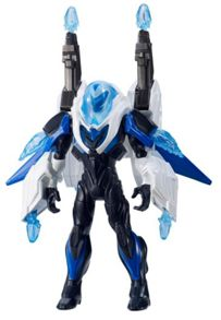 Ultra Rockets Max Steel Figure