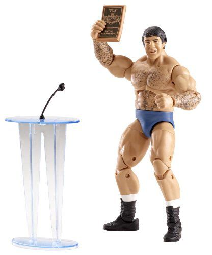 WWE Elite Collection Flashback Bruno Sammartino