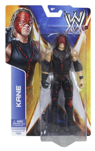 WWE Superstar Kane Figure Series 35