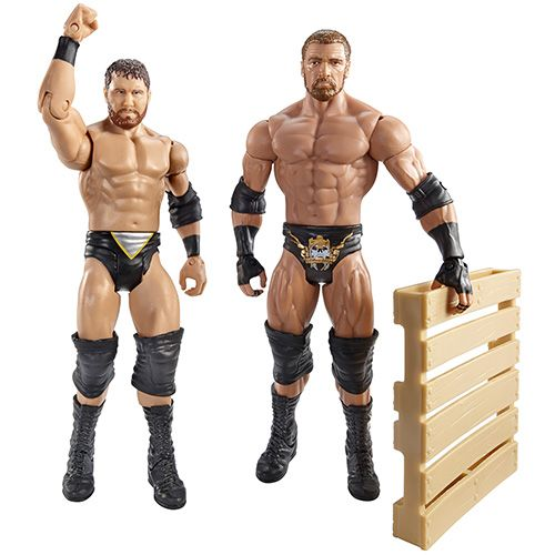 WWE Batle Pack Triple H & Curtis Axel