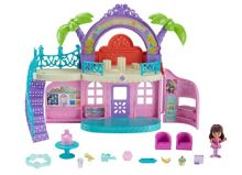 Fisher Price Dora & Friends Cafe Playset