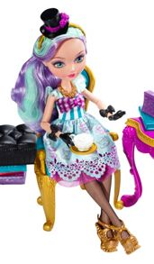 Ever After High Madeline Hatter Hat-tastic Tea Party