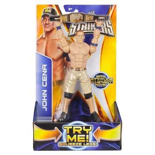 WWE Super Strikers - John Cena