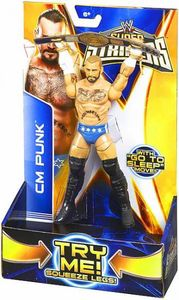 WWE Super Strikers - CM Punk