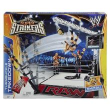 WWE Super Strikers - Turnbuckle Takedown
