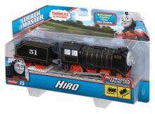 Fisher Price Trackmaster motorised hiro engine